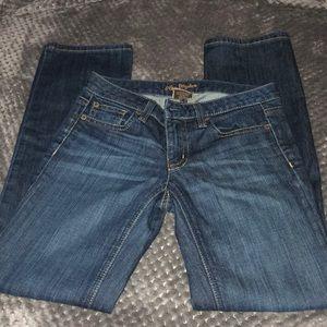 Ann Taylor modern fit jeans size 2P